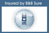 Insured by B&B Sure